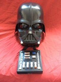 Darth Vader Helmet with Voice Changer