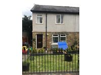 2 bedroom spacious council house wanting 3/4 beds