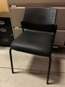 Global Sonic Armless Guest Chair - $49