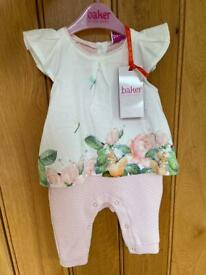 Ted Baker 0-3 months outfit