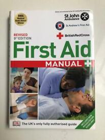 First Aid Manual St. John Ambulance