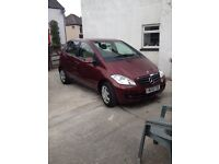 Mercedes a150 Classic se 2008,mot till April 2017,manual gearbox,71,000 miles