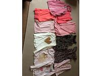Bundle girls clothes 7-8 years