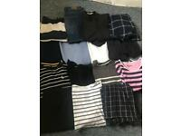 Selection of Ladies Clothes