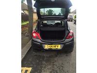 Vauxhall CORSA 1.4, SRI, Black, Clean, Low Milage, Cheap