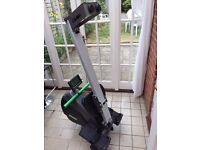 Rowing machine.Almost new, £150(negotiable).Collect at Oxford.Elevation Fitness Folding Programmable