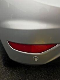 Ford Fiesta titanium econetic TDCI 1.6 silver 61 plate 5 door.