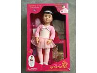 Our generation deluxe doll - Sydney Lee BNIB