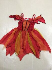 FOR SALE: Halloween Outfit. Only worn once. Perfect Condition. Age 3-4 years. £3