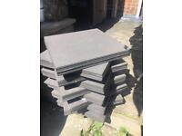 Tiles grey Matt x50 400/400 30 sq ft