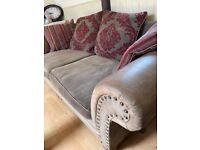 Barker and stonehouse Hudson large sofa