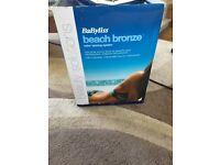 Babyliss beach bronze airbrush salon tanning kit