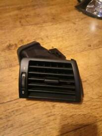 BMW e46 Saloon Facelift Drivers Air Vent
