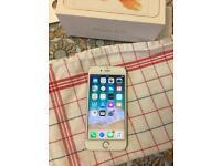 iPhone 6s rose gold 16gb vdafone