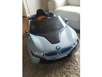 Bmw eletric car
