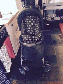 Mamas & Papas push chair and pram