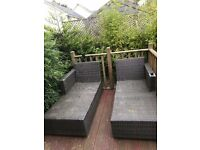 Day Beds & Table