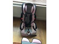 Child's car seat- Bebe Style