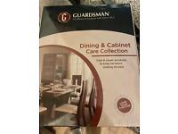 Dining and cabinet care collection