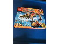Lego chima kings crominus rescue