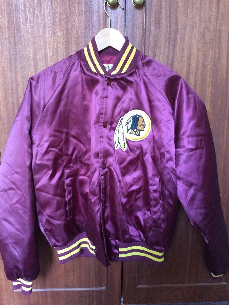 pretty nice 26e56 44895 Vintage Chalk Line Washington Redskins Jacket and Hat | in ...