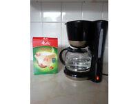 1,25l / 10 cups COFFEE MAKER