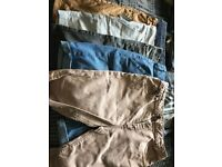 5 pairs of boys shorts -11 -12years