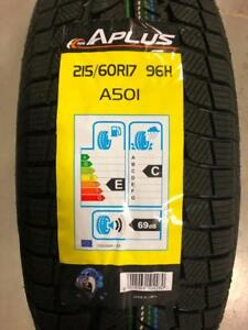 Winter 215/60R17 Set of Four Brand New for $320.00 !!