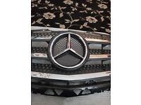 Mercedes sprinter w906 front grill
