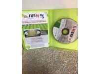 Used Fifa 14 Xbox 360 game