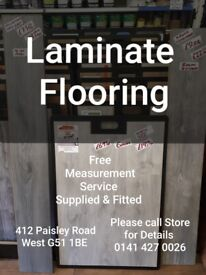 LAMINATE FLOORING FROM £6.99m2 GREAT SELECTION