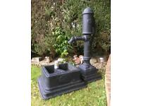 Self Contained Water Feature