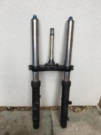 Zx6r j2 forks
