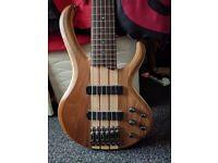 Ibanez BTB676 6 String Bass