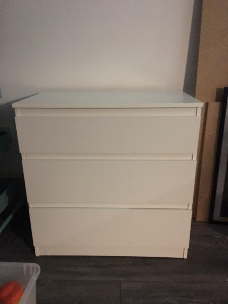 ikea kullen chest of drawers in henleaze bristol gumtree. Black Bedroom Furniture Sets. Home Design Ideas
