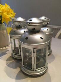 Tealight Candle Lanterns