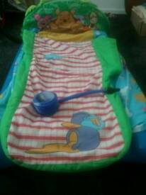 Winnie the pooh blow up bed ready bed