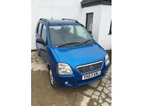 Suzuki wagon r+ long mot and s/h