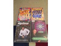 Interactive DVDs x4