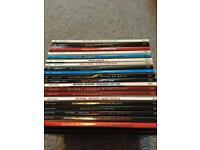 Michael Jackson The Visionary Singles Box Set (20 Dual Cd /dvd) Rare