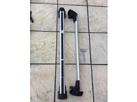 Genuine Vauxhall Lockable Cross Roof Bars (Insignia Sports Tourer) x 2