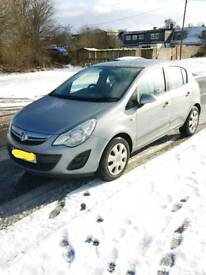 VAUXHALL CORSA 1.2 EXCLUSIVE AUTOMATIC