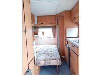 5 berth caravan single axle