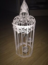 6 Candle birdcages