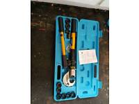 New heavy duty hynd crimping tool set