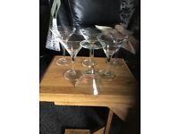 Tiziana copra-champagne glasses