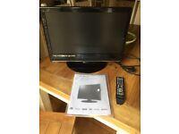 22 inch Matsui LCD TV/DVD Combi