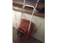 Flymo mower (for spares)