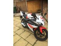 Yamaha YZF R125 REDUCED FOR QUICK SALE