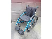 Spirit Wheelchair
